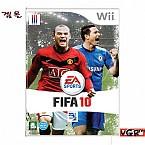 [Wii] 피파 10 FIFA 10  정식발매 중고상품 상태 A급