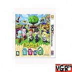 [3DS] 튀어나와요 동물의 숲 한글판 정식발매 중고상품 상태 A급