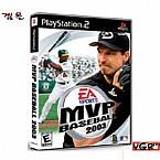 [PS2]MVP 베이스볼 2003   정식발매 중고상품 상태 A급