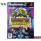 [PS2]Teenage Mutant Ninja Turtles Mutant Melee  북미발매 중고상품 상태 A급