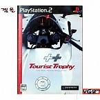 [PS2]Tourist Trophy   북미발매 중고상품 상태 A급