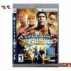 [PS3]WWE LEGENDS OF WRESTLEMANIA  북미발매 중고상품 상태 A급