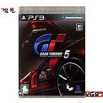 [PS3]그란투리스모 5 GT5 정식발매 중고상품 상태 A급