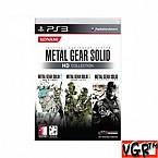 [PS3]메탈 기어 솔리드 HD 컬렉션  정식발매 중고상품 상태 A급