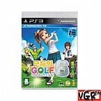 [PS3]모두의 골프 6 한글판 정식발매 중고상품 상태 A급