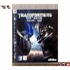 [PS3]트랜스포머-더게임 정식발매 중고상품 상태 A급