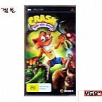 [PSP] CRASH 북미발매 중고상품 상태 A급