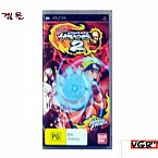 [PSP]NARUTO Ultimate Ninja Heroes 2  북미발매 중고상품 상태 A급