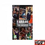 [PSP]NBA 09 THE INSIDE  정식발매 중고상품 상태 A급