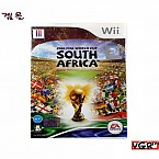 [WII] 2010 피파 월드컵 - 사우스 아프리카  정식발매 중고상품 상태 A급
