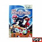 [WII] MLB POWER PROS 북미발매 중고상품 상태 A급
