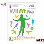 [WII] Wii Fit plus (위핏플러스) 소프트웨어 단품   정식발매 중고상품 상태 A급