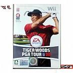 [WII] 타이거우즈 PGA Tour 08 골프 정식발매 중고상품 상태 A급