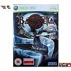 [XBOX360]BAYONETTA  베요네타   북미발매 중고상품 상태 A급