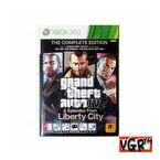[XBOX360]Grand Theft Auto IV 컴플리트 에디션(GTA-EFLC) 정식발매 중고상품 상태 A급