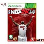 [XBOX360]NBA 2K14   정식발매 중고상품 상태 A급