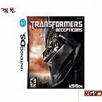 [NDS] Transformers Decepticons 북미발매 중고 A급
