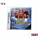 [NDS] AGE EMPIRES THE AGE OF KINGS 북미발매 중고 A급