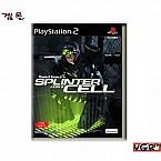 [PS2] 톰 클랜시의 스프린터 셀 정식발매판 중고A급