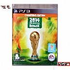 [PS3] 2014 피파 월드컵 브라질 챔피언에디션 정식발매판 중고