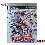 [PS3] 디스가이아 D2 정식발매 중고상품 상태 A급