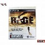 [PS3] 레이지 Rage 중고A급 정식발매판