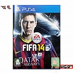 [PS4]  피파 14  정식발매 중고상품 상태 A급