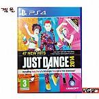 [PS4] JUST DANCE 2014  북미발매 중고상품 상태 A급