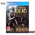[PS4] THE WALKING DEAD 시즌 2 북미발매 중고상품  A급