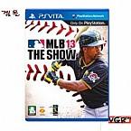 [PSVita] MLB 13 더 쇼 정식발매 중고상품 상태 A급