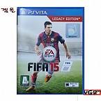 [PSVita] 피파 15 FIFA 15  정식발매 중고상품 상태 A급