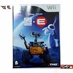 [Wii] 월 E 정식발매 중고상품 상태 A급