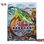 [Wii] BAKUGAN 북미발매 중고상품 상태 A급