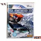 [Wii] GLACIER 3  북미발매 중고상품 상태 A급