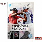 [Wii] TIGER WOODS PGA TOUR 11 북미발매 중고상품 A급