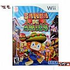 [Wii] SAMBA DE AMIGO 북미발매 중고상품 상태 A급