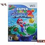 [Wii] SUPER MARIO GALAXY 2 북미발매 중고상품 상태A급