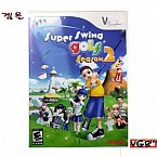 [Wii] super swing golf season 2  북미발매 중고A급