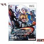 [Wii] 소울 칼리버 레전즈  정식발매 중고상품 상태 A급