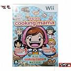 [Wii] 쿠킹마마 정식발매 중고상품 상태 A급
