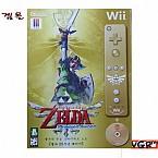 [Wii] 젤다의전설 스카이워드 소드 25주년 한정 정식발매판 A급