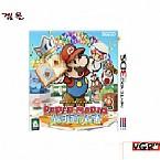[3DS] 페이퍼 마리오 스티커 스타 정식발매 중고 상태A급