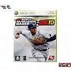 [XBOX360] MLB 2K10 중고A급 정식발매판