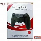 [PS4] 듀얼쇼크4 컨트롤러 보조배터리팩 (중고)(정발)