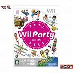 [Wii] Wii Party (위 파티) 정식발매판 중고A급