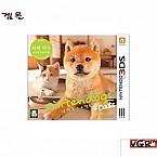 [3DS] 닌텐독스+캣츠 시바이누 정식발매 한글판 중고 A급