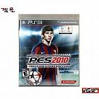 [PS3]  PES 2010  북미발매 중고상품  A급
