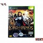 [XBOX] 반지의 제왕 왕의 귀환  정식발매판 중고 상태 A급
