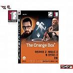 [ps3]오렌지박스:하프라이프2 에피소드2 정식발매 중고상품 상태 A급
