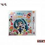 [3DS] 하츠네 미쿠 프로젝트 미라이 디럭스  한글 중고 A급 정식발매판